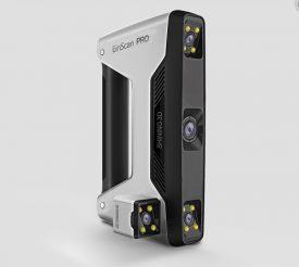 David Structured Light Scanner Sls 2 3d Scanner Fibrox3d